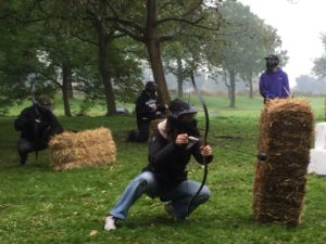 Archery tag Friesland